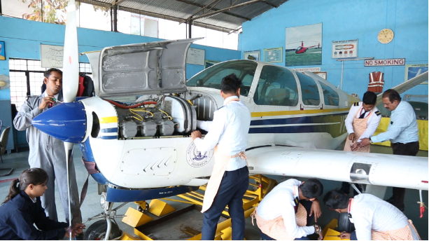 Best Aircraft Maintenance Engineering college in India | AME